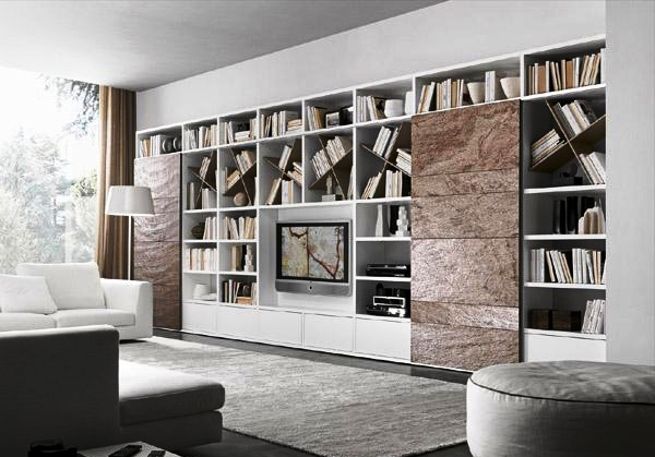 The Best Modern Living Room Storage Ideas