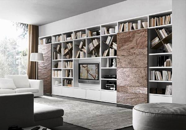 The Best Modern Living Room Storage Ideas