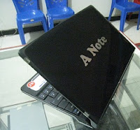 jual netbook second malang anote