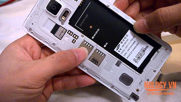Samsung Galaxy Note 4 cũ 2 sim 2 sóng