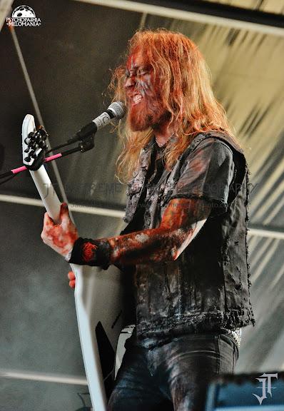 Bloodbath @Hellfest 2015 vendredi 19/06
