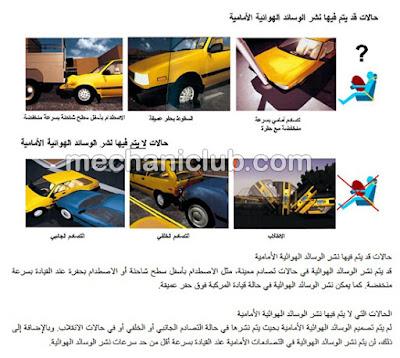 تحميل كتاب شرح Airbag نظام الوسائد الهوائية PDF