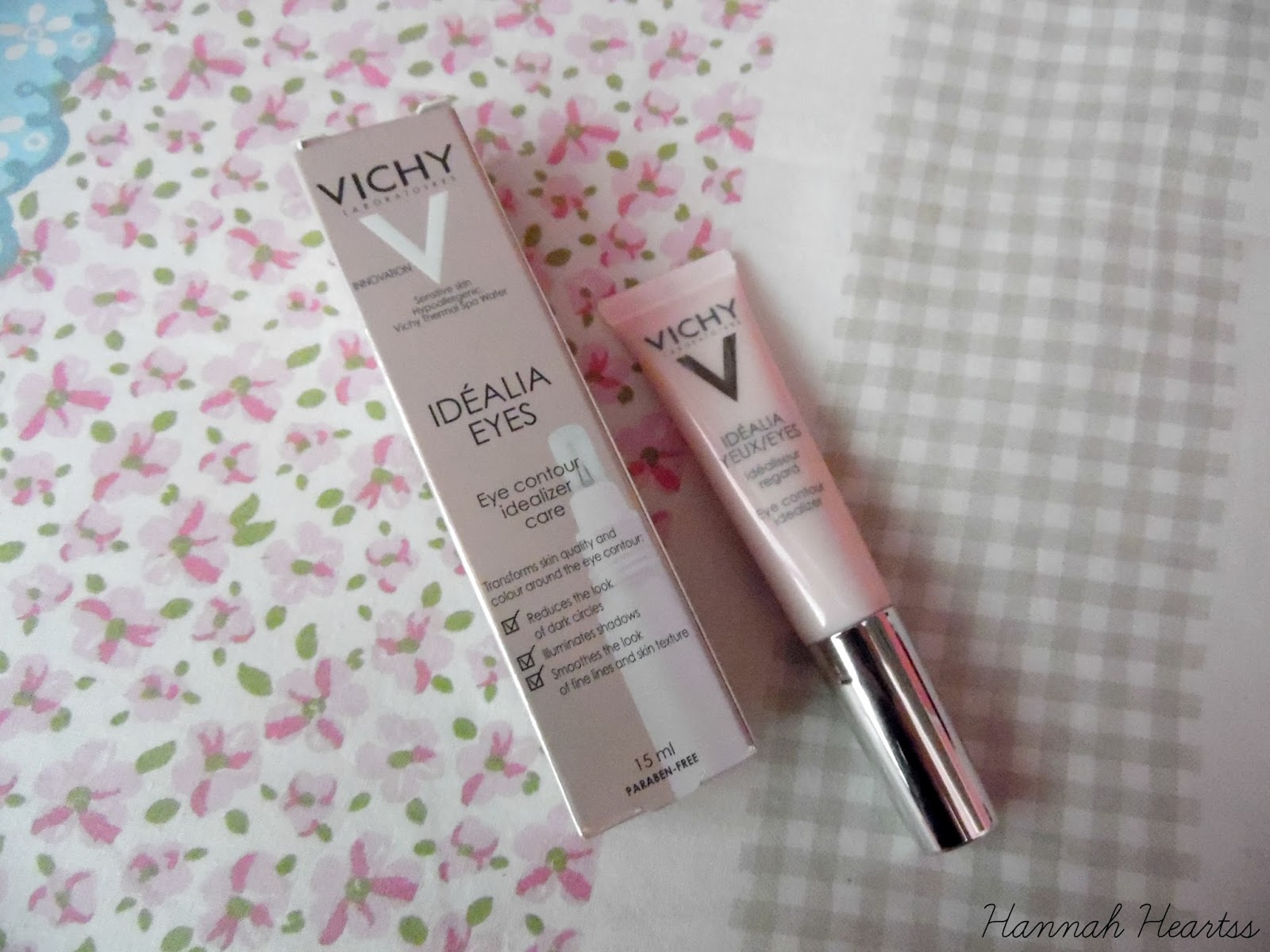 Vichy Idealia Eyes Review