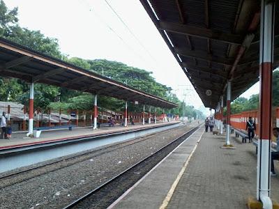 Alamat Stasiun Duren Kalibata