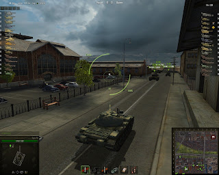 Type 59 at new map in Wot 0.7.5