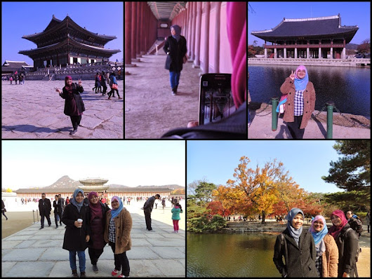 .:Trip to Korea Day 7: Gyeongbokgung Palace, Insadong, Gwanghwamun Square & Cheonggyecheon Stream:.