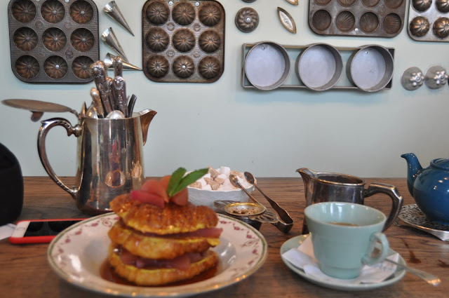 Sunday Brunch - Sugardough Brighton and Hove photo by modern bric a brac