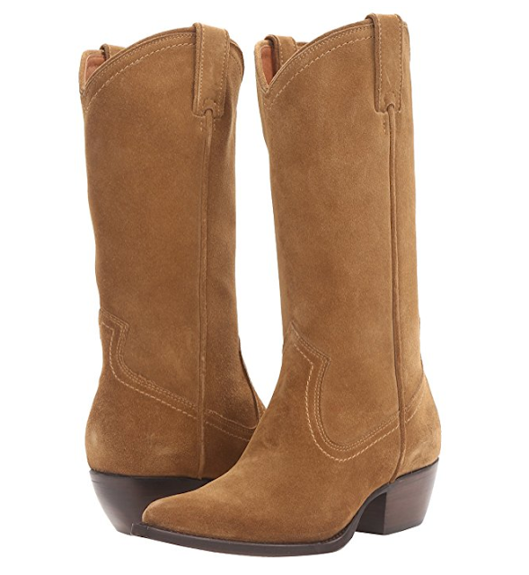 Amazon: FRYE Sacha Tall Western Boots as low as $100 (reg $378) + Free Shipping!