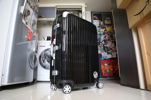 RIMOWA LIMBO 大型四輪旅行箱 POLYCARBONATE 聚碳酸酯行李箱