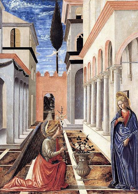 Annunciation Fra Carnevale