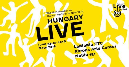Magyar színházi fesztivál New Yorkban