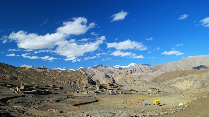 Upper Dolpo Upper Mustang Trek – A delightful journey in to the land of Tibetan Buddhism and Bon.