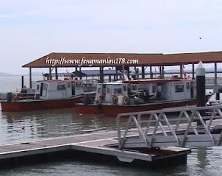 丹戎本格烈码头
