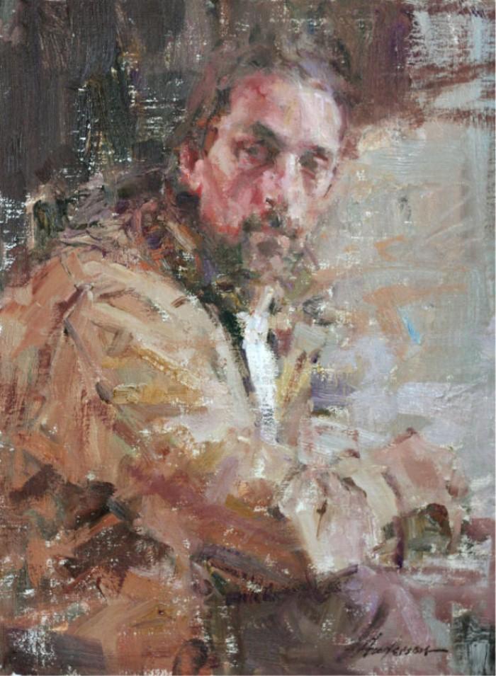 Американская художница-импрессионист