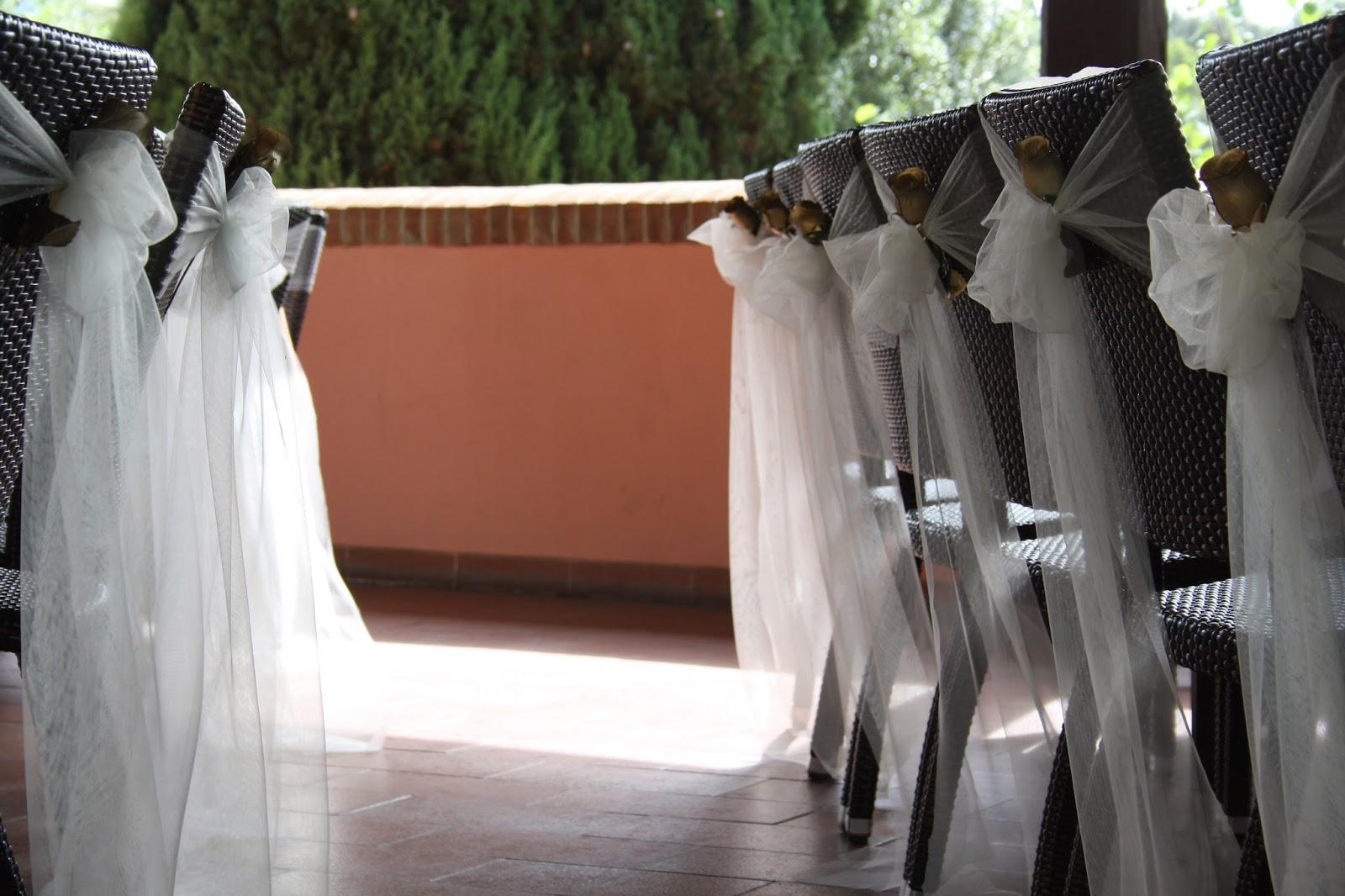 Bolgheri Matrimonio 2014 particolare dell'arredo