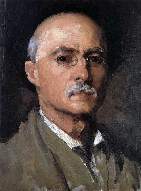 Nicolae Grigorescu, Self Portrait, Portraits of Painters, Fine arts, Grenville Eves