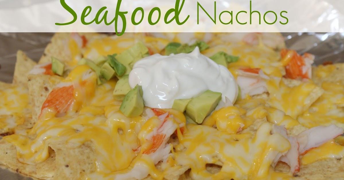 Carry Grace Seafood Nachos