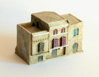Row of Dwellings