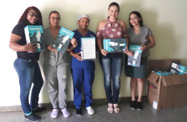 Durante esta semana mais alguns setores do sistema municipal Saúde de  Formosa do Rio Preto receberam os seus respectivos kits de Equipamentos de  Proteção ... bb75ccd93d