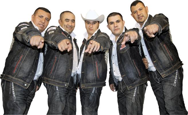 Los Nuevos Rebeldes - La Movida Night Club (2011)
