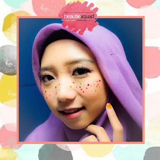 Freckles Makeup Trend