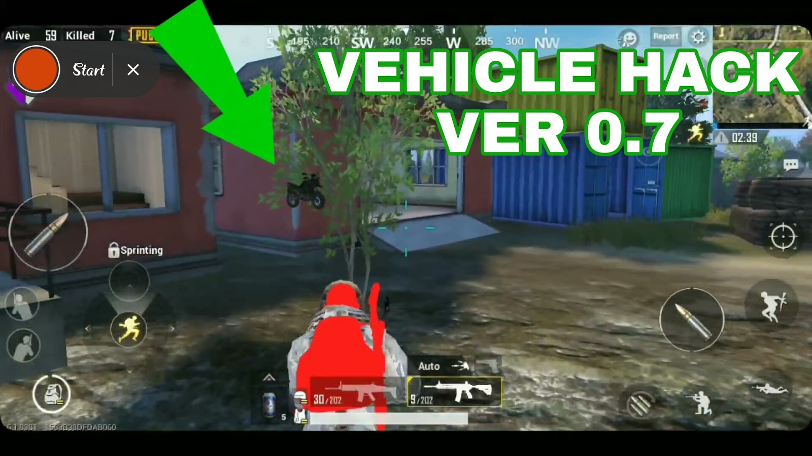 Auto Aim  Reload Fast  Aim Assist  Trigger Hack  Auto Fire  Cheat Detection Removed  Anti Ban Pubg Mobile New Hack High Jumpcar Hack