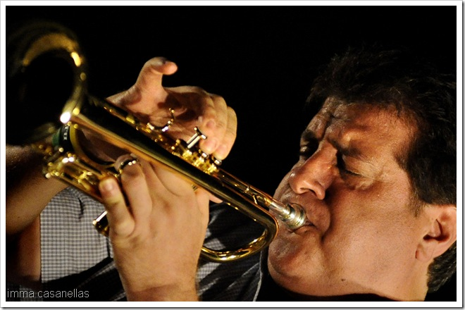Joe Magnarelli (Can Rigol, 6/8/2011)