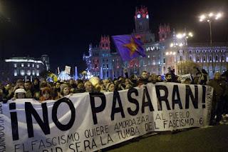 Apertura de juicio a un antidisturbios por un delito de lesiones a un manifestante