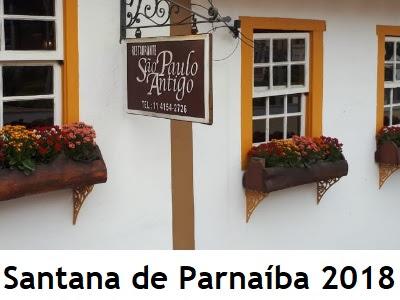 Santana de Parnaíba 2018