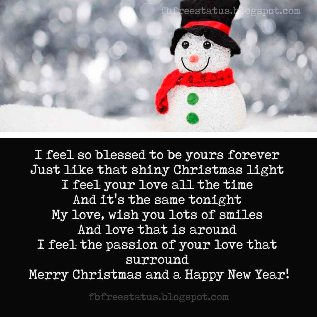 Christmas Love Quotes and Messages