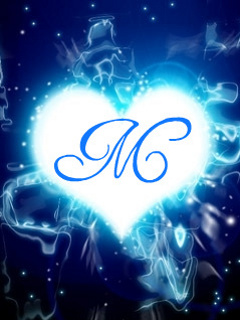i love m letter wallpaper - photo #27