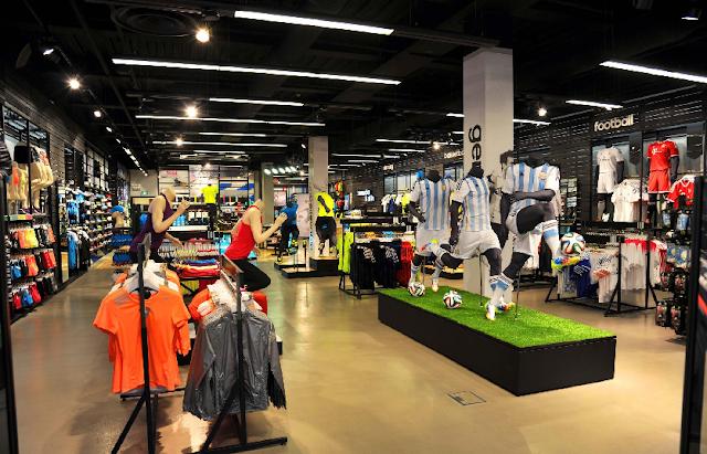 Onde encontrar lojas Adidas em Miami