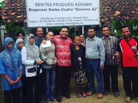Wabup Blora Dukung ISI Jogja Bantu Pemasaran Produk Kerajinan Keramik Balong