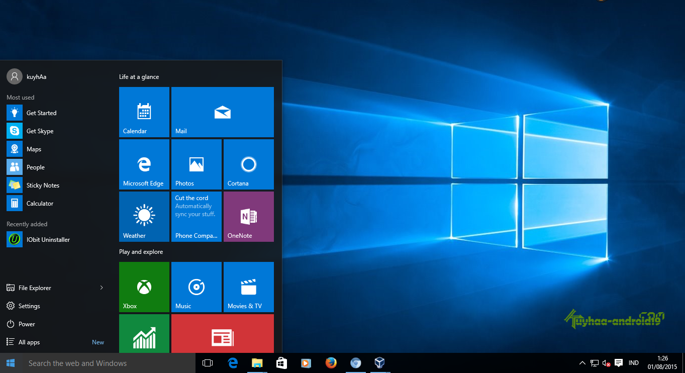 Windows 10 final kuyhaa