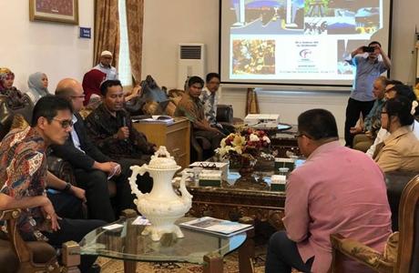 Gubernur Irwan: Alhamdulillah, Perjalanan ke Luar Negeri Sudah Menampakkan Hasil Positif