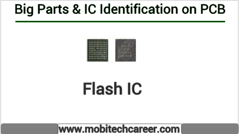 How to identify Flash IC on pcb of a mobile phone | All IC identification on PCB circuit diagram | Mobile Phone Repairing Course | iphone Repair | cell phone repair Hindi me