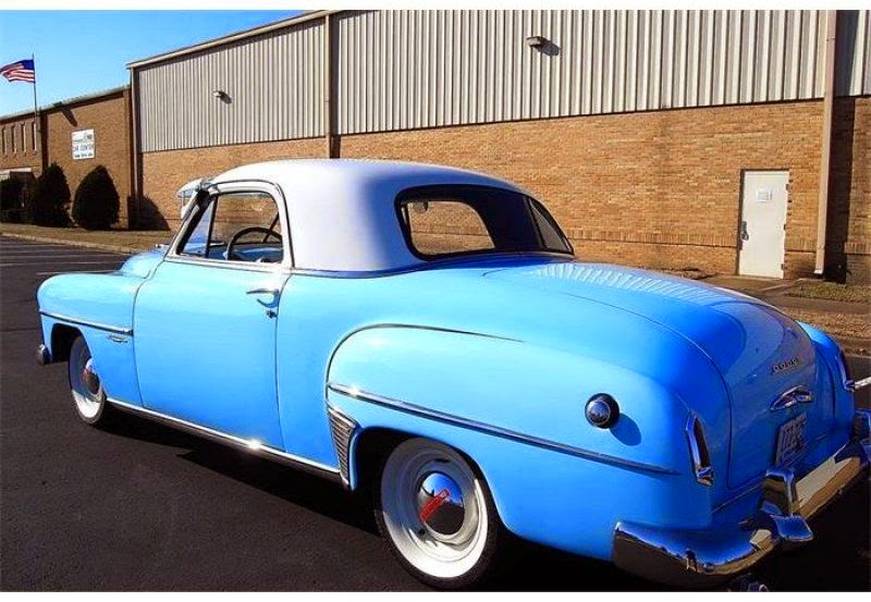 all american classic cars 1952 dodge wayfarer 2 door coupe 1950 Dodge Wayfarer Business Coupe 1952 dodge wayfarer 2 door coupe