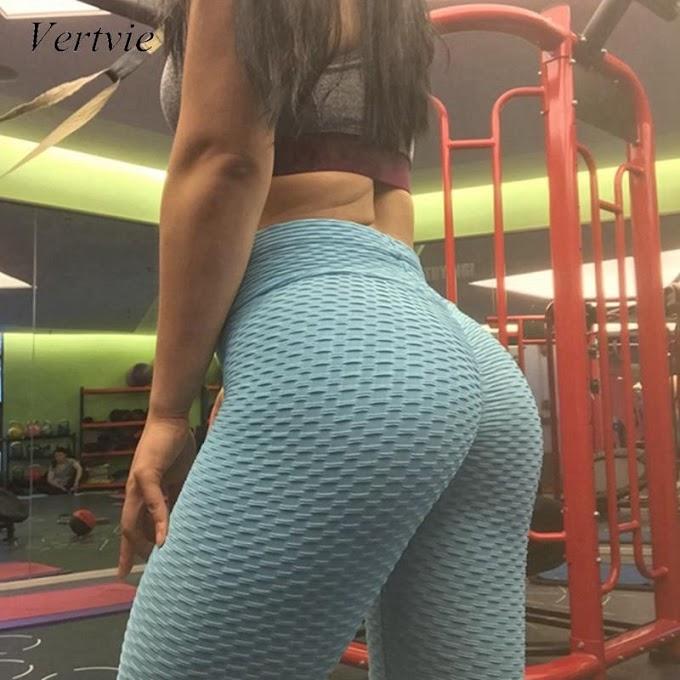 b8ea961fbc High Waist Sexy Leggings Women Fitness