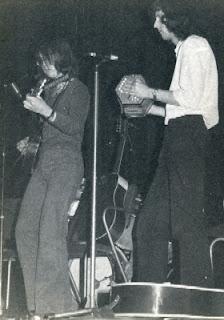 JM Davis (banjo) & Dave Frohnsdorff