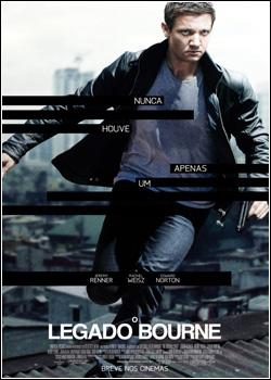 baixar capa O Legado Bourne   Dual Áudio