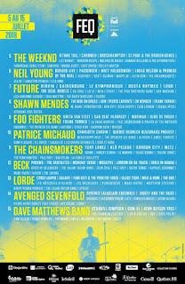 Neil Young Festival d'été de Québec
