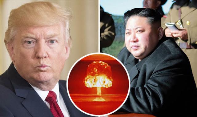 Seria resposta de Pyongyang às ameaças de Trump
