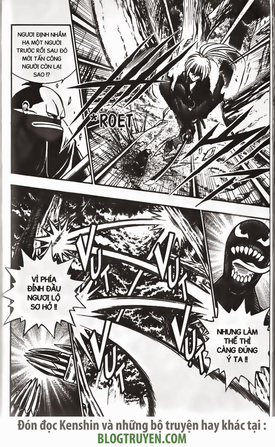 Rurouni Kenshin chap 177 trang 5