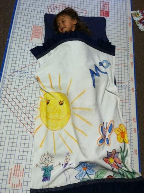 Ms Nancy S Nook Kinder Mat Cover
