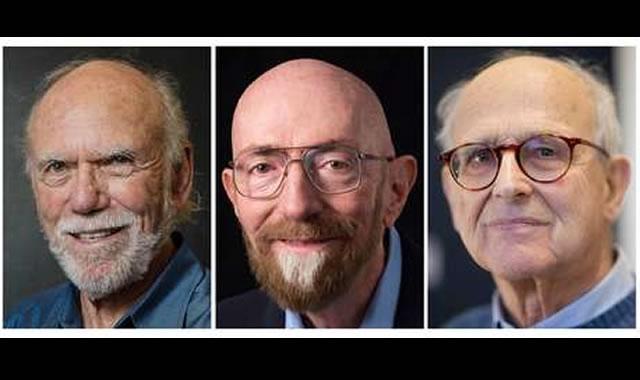 Cientistas levam Nobel de Física por estudos sobre ondas gravitacionais.