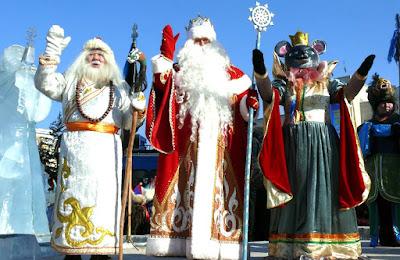 Калмыцкий праздник весны в 2018 году