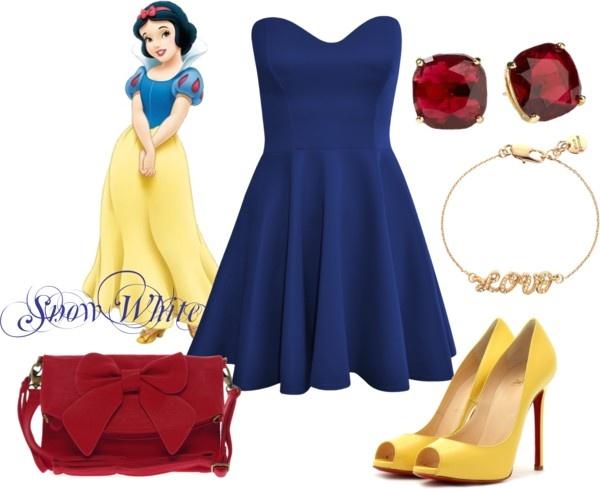 Snow White Formal Dresses Fashion Dresses
