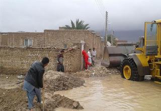 Iran's floods