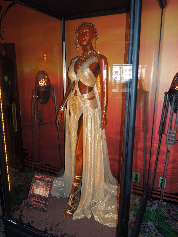 Lynn Collins Dejah Thoris outfit