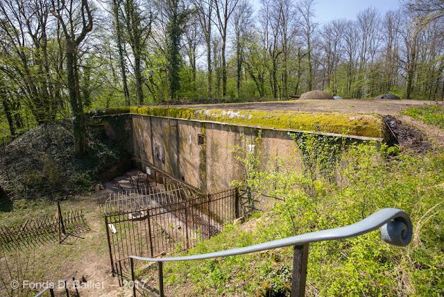 Feste Obergentringen (Moselstellung) — Fort de Guentrange